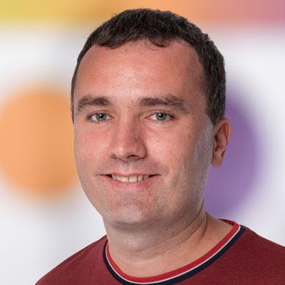 Daniel Salisbury, Scanning Technician
