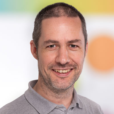 Mark Syred, Founder